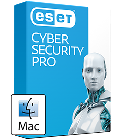 ESET Cyber Security Pro: Advanced Antivirus for Mac