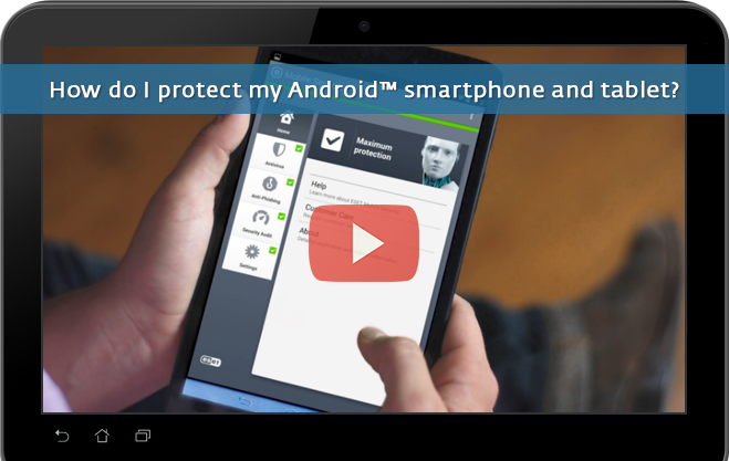 ESET Mobile Security Video